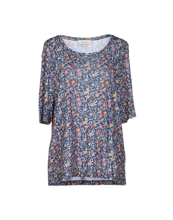 深藏青 PAUL & JOE T-shirt