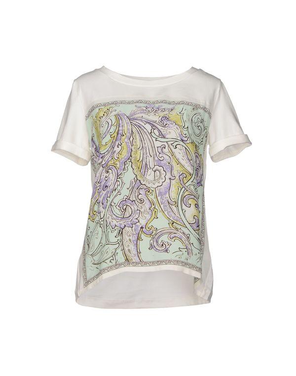 浅绿色 PIAZZA SEMPIONE T-shirt