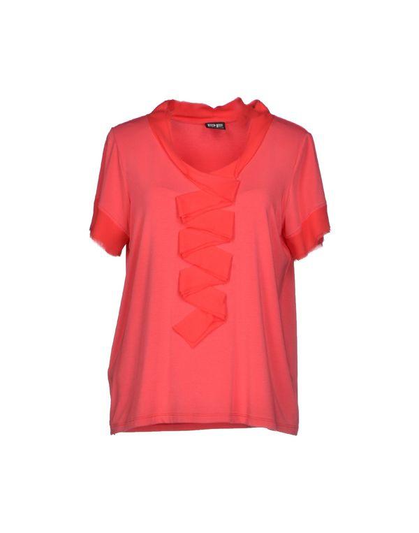 珊瑚红 PF PAOLA FRANI T-shirt