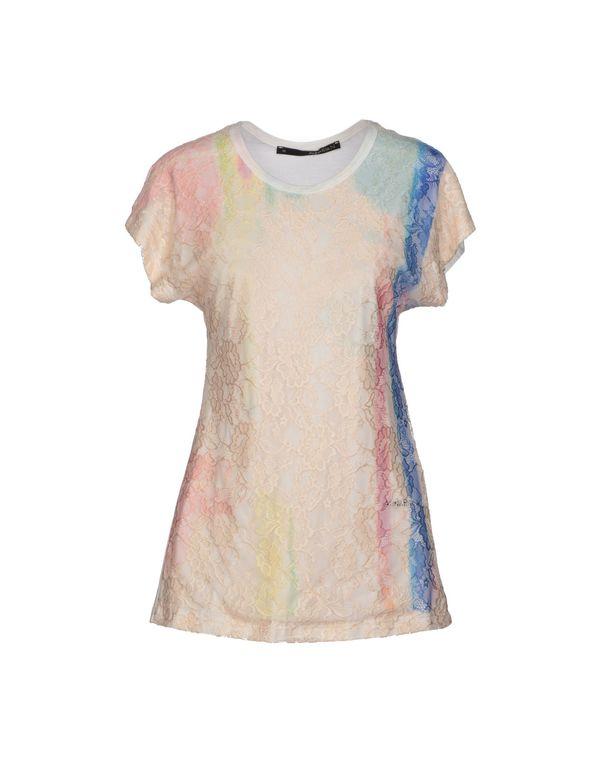米色 ANNARITA N. T-shirt