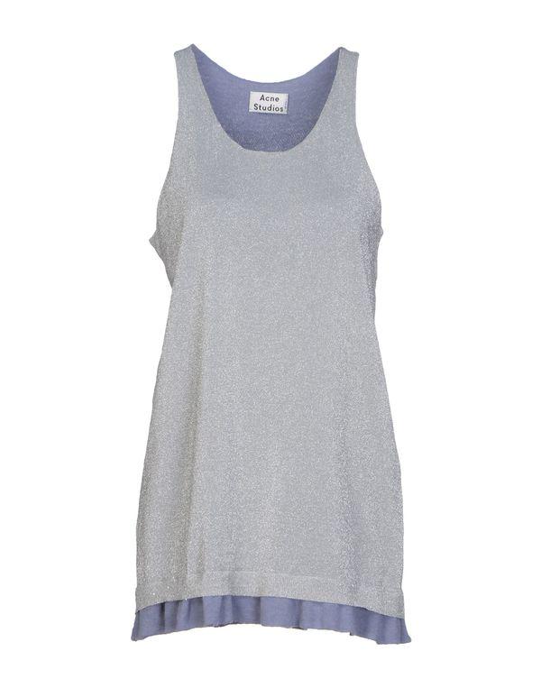 淡灰色 ACNE STUDIOS 套衫
