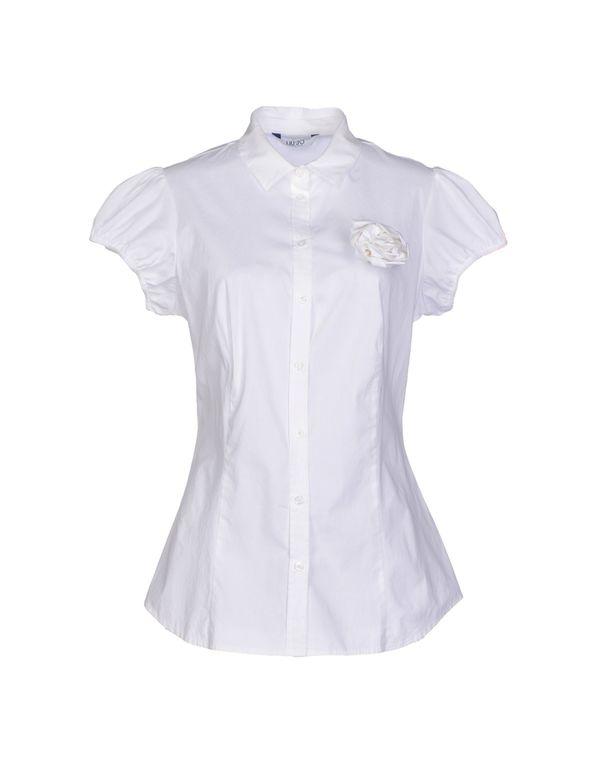 白色 LIU •JO JEANS Shirt