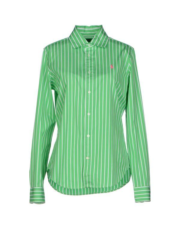 浅绿色 RALPH LAUREN Shirt