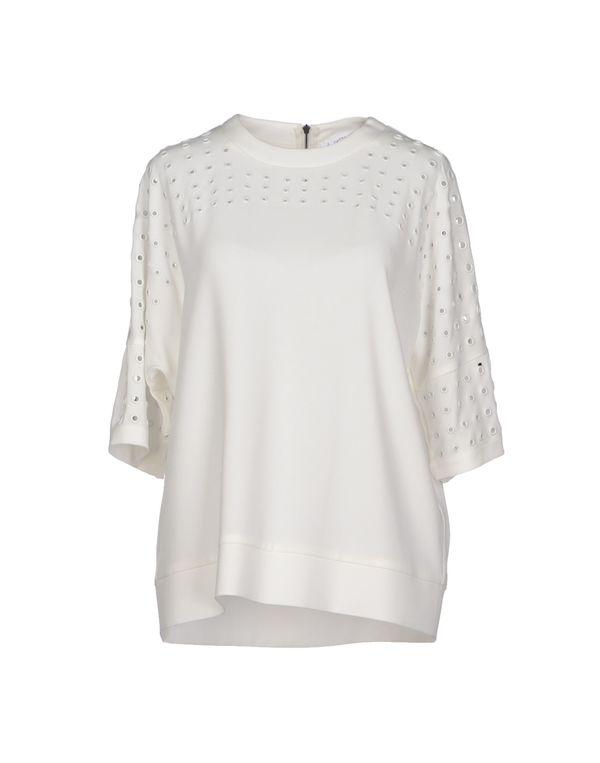 白色 10 CROSBY DEREK LAM 女士衬衫