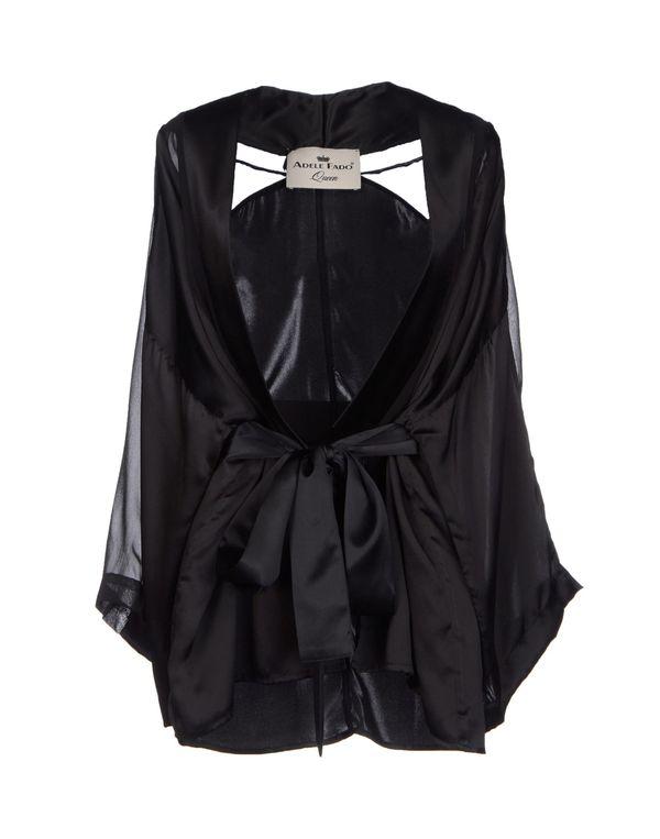 黑色 ADELE FADO QUEEN 女士衬衫