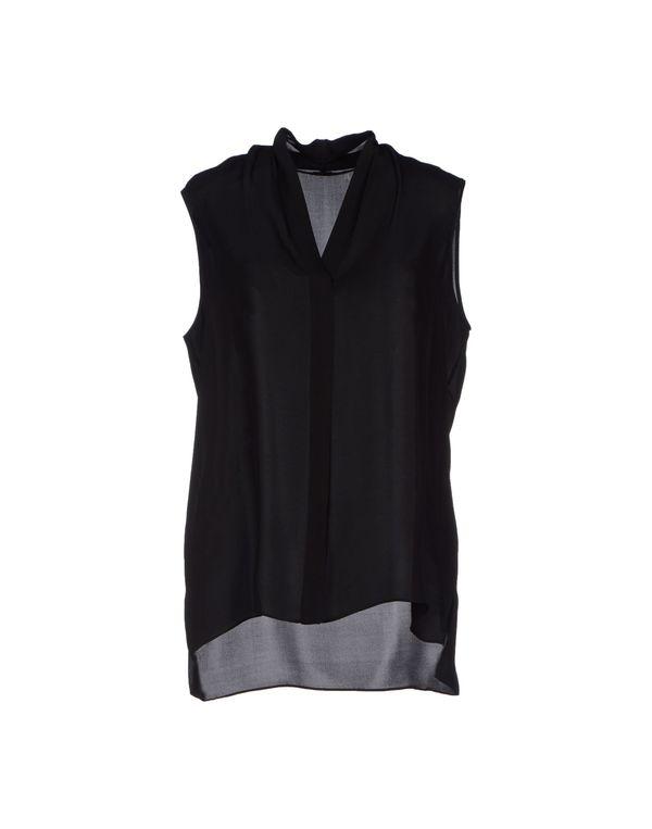 黑色 ELIE TAHARI Shirt
