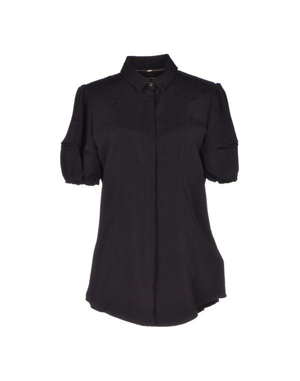 黑色 BURBERRY LONDON Shirt