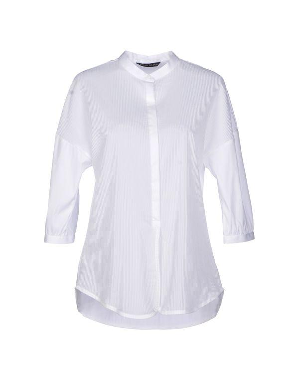 白色 BRIAN DALES Shirt