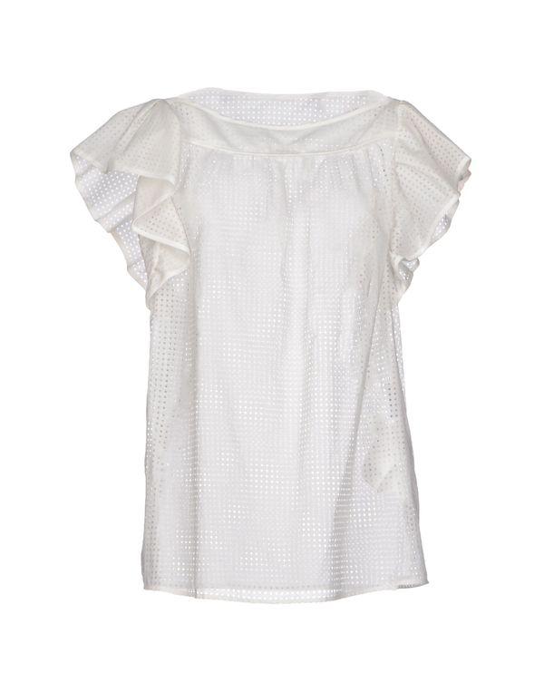白色 REDVALENTINO 女士衬衫