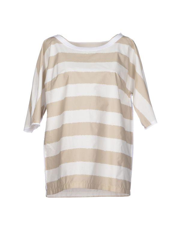 沙色 DOLCE & GABBANA 女士衬衫
