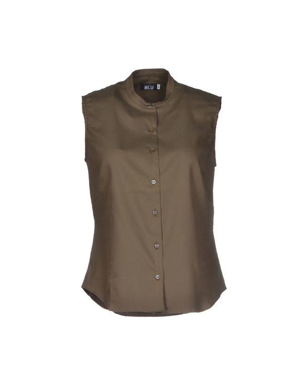 军绿色 ASPESI Shirt