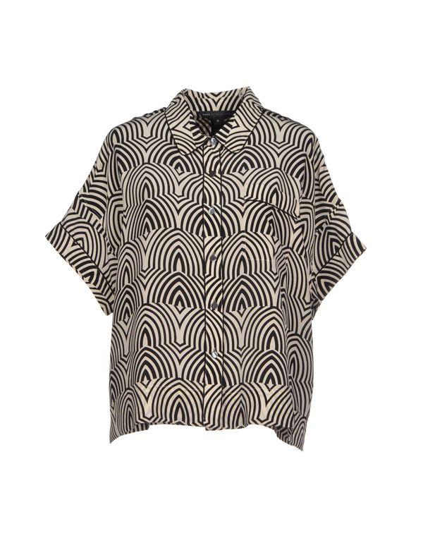 黑色 MARC BY MARC JACOBS Shirt