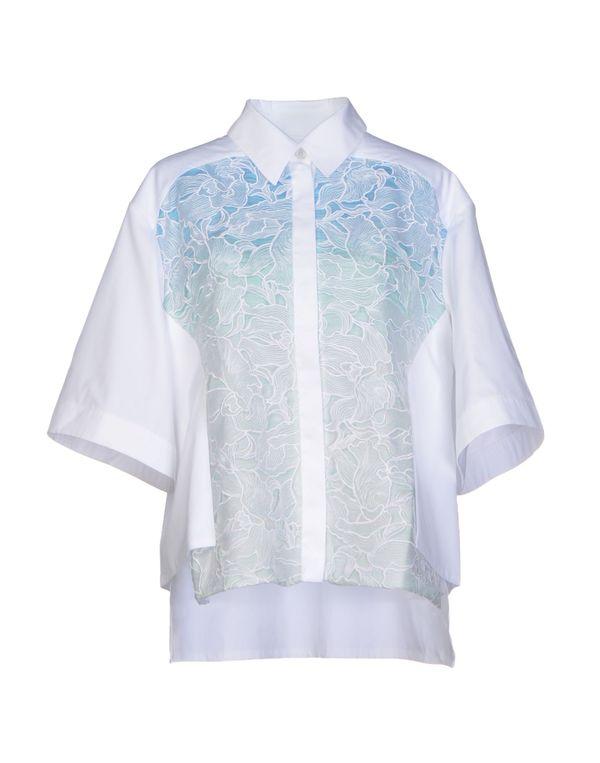 白色 PETER PILOTTO Shirt