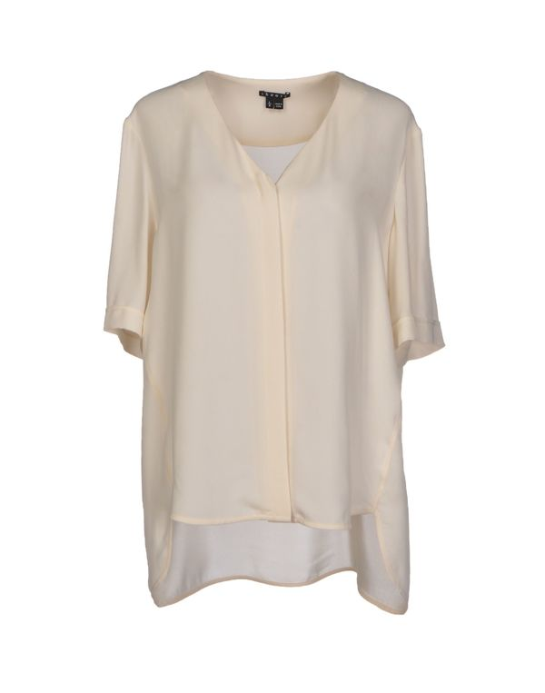 象牙白 THEORY Shirt