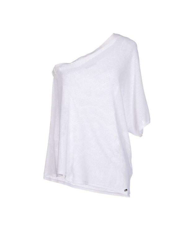 白色 PINKO BLACK 套衫