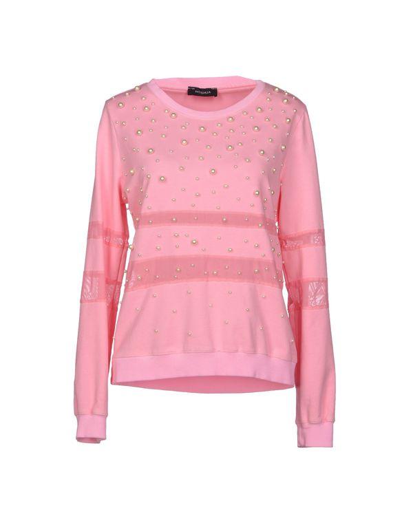 粉红色 NOSHUA 运动服