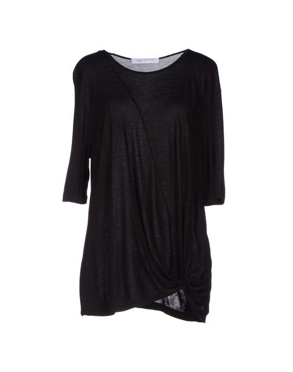 黑色 10 CROSBY DEREK LAM T-shirt