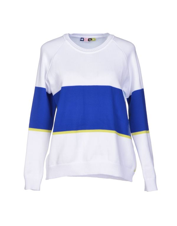 白色 MSGM 套衫