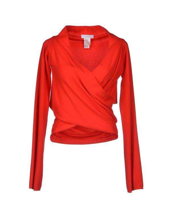 红色 LALTRAMODA 短套衫
