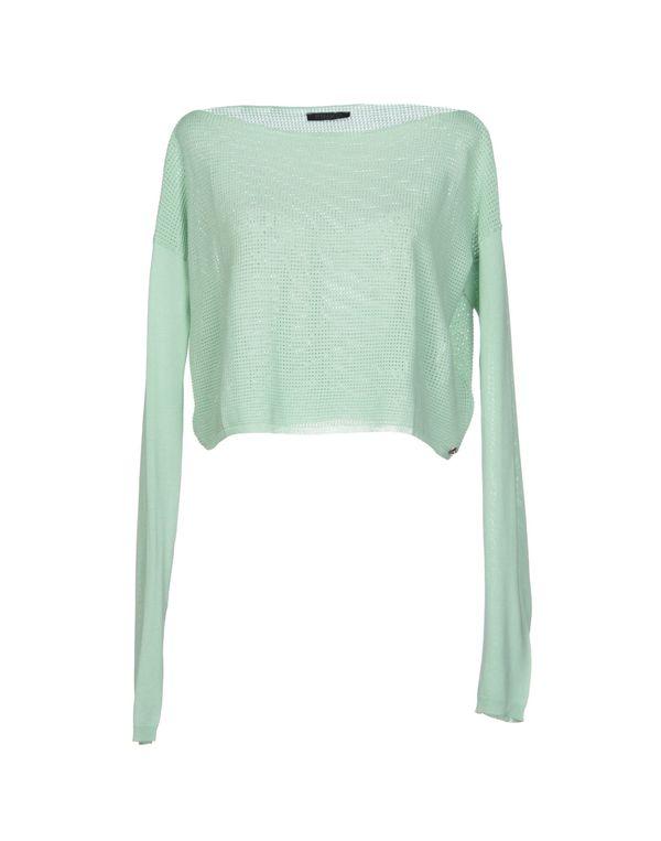 浅绿色 PINKO BLACK 套衫