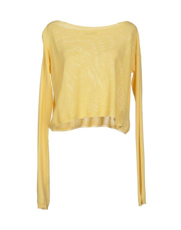 黄色 PINKO BLACK 套衫