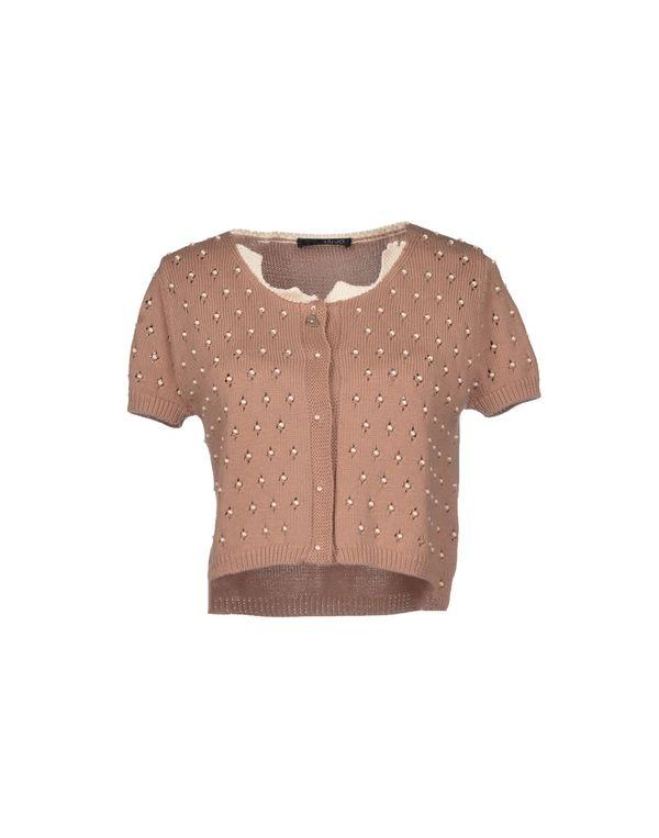 浅棕色 LIU •JO 针织开衫