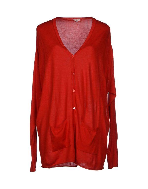 红色 P.A.R.O.S.H. 针织开衫
