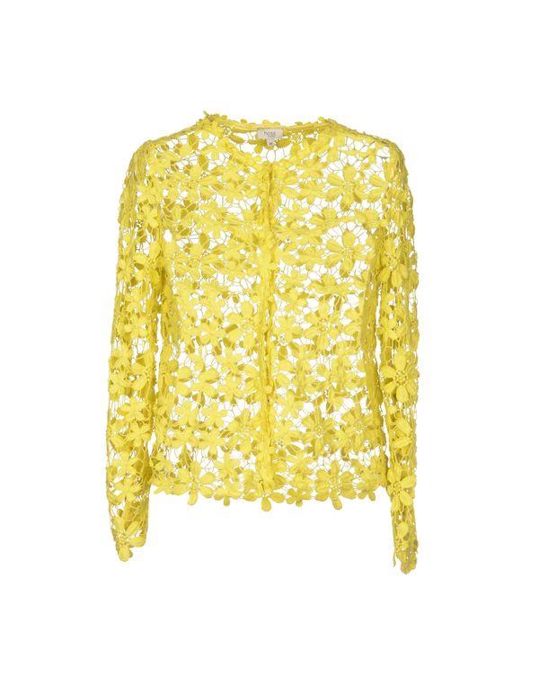 黄色 HOSS INTROPIA 针织开衫