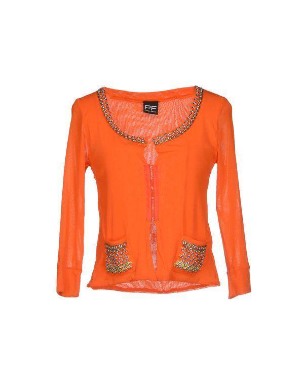 橙色 PF PAOLA FRANI 针织开衫