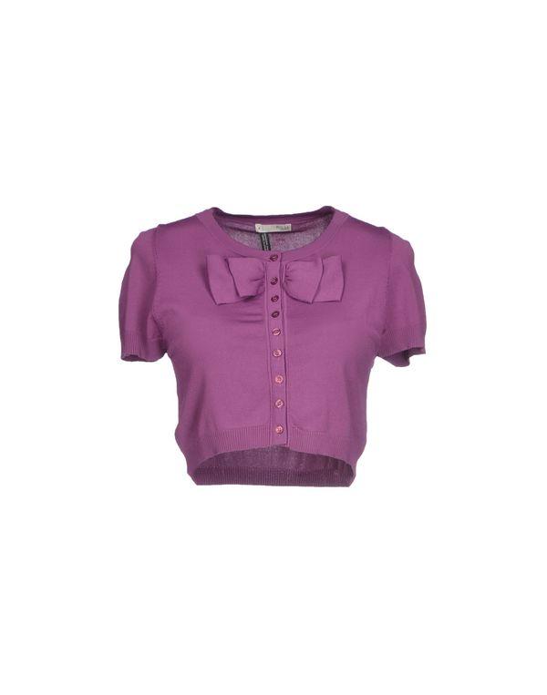 紫色 HOSS INTROPIA 短套衫