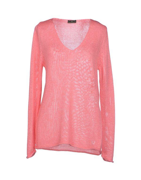 粉红色 FRED PERRY 套衫