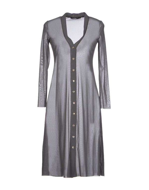 灰色 PIANURASTUDIO 针织开衫