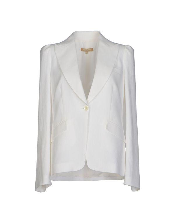 白色 MICHAEL KORS 西装上衣