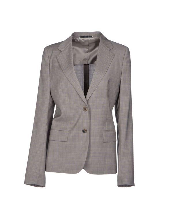 灰色 MAISON MARTIN MARGIELA 4 西装上衣