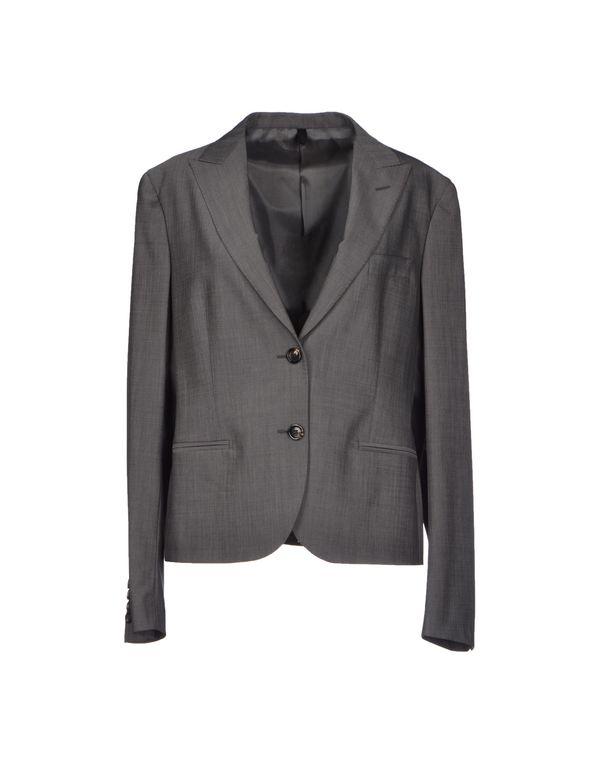 灰色 TONELLO 西装上衣