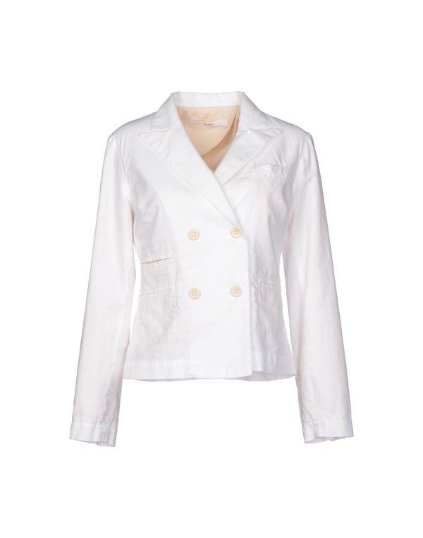 白色 JUCCA 西装上衣