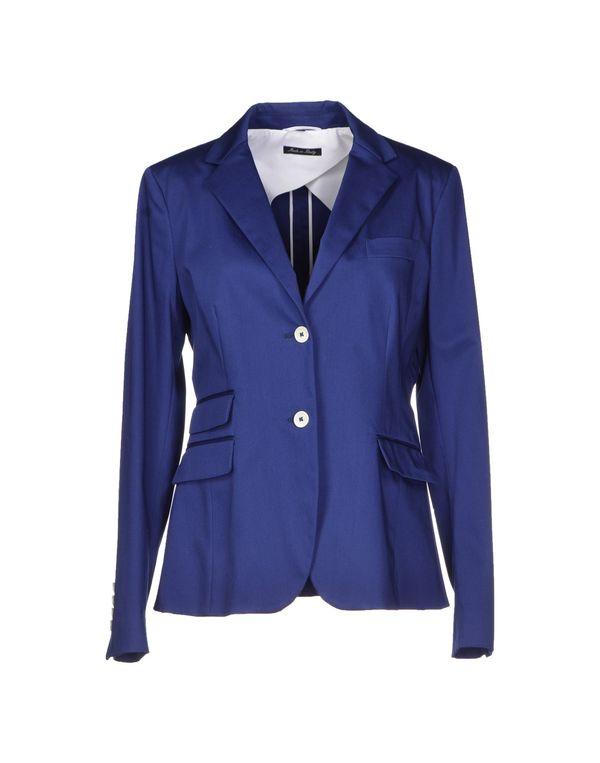 紫色 FAY 西装上衣