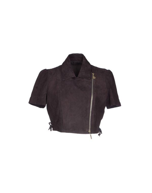 深棕色 LIU •JO 夹克