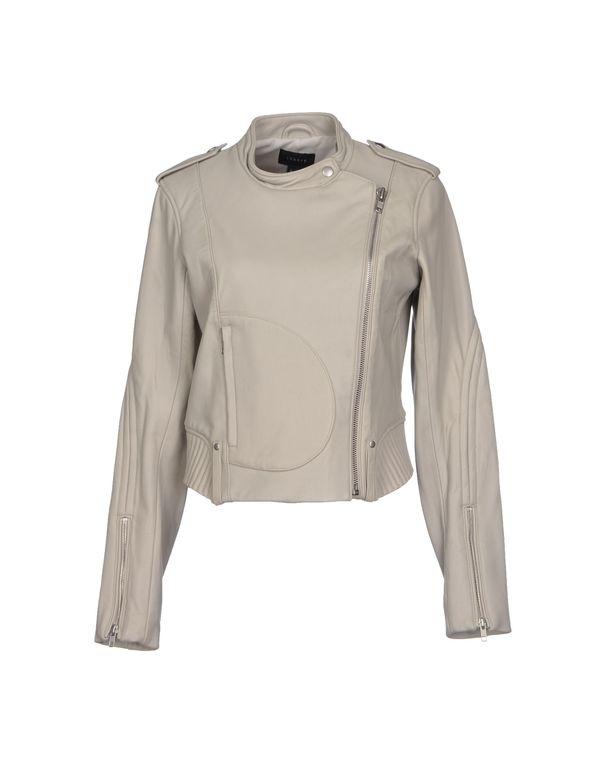 淡灰色 THEORY 夹克