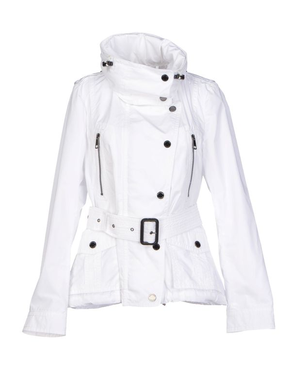 白色 BURBERRY LONDON 夹克
