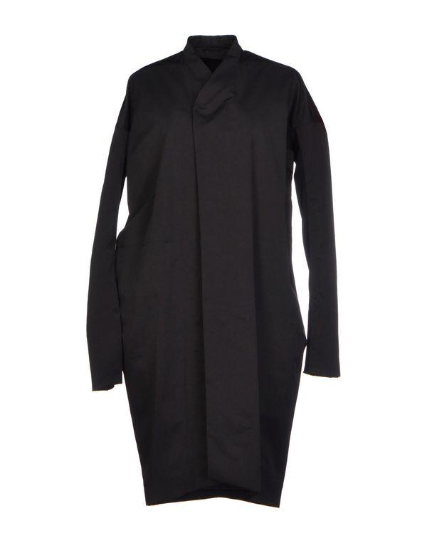 黑色 RICK OWENS 外套