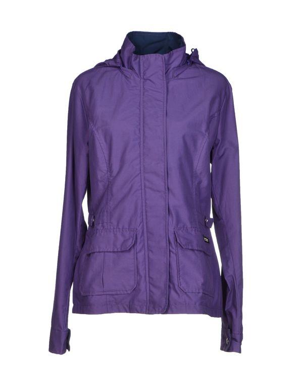 紫色 WOOLRICH 夹克