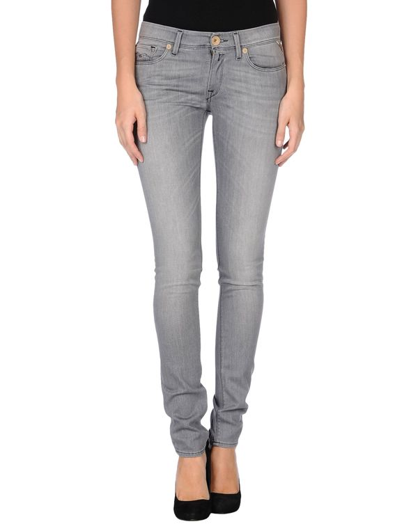 灰色 REPLAY 牛仔裤