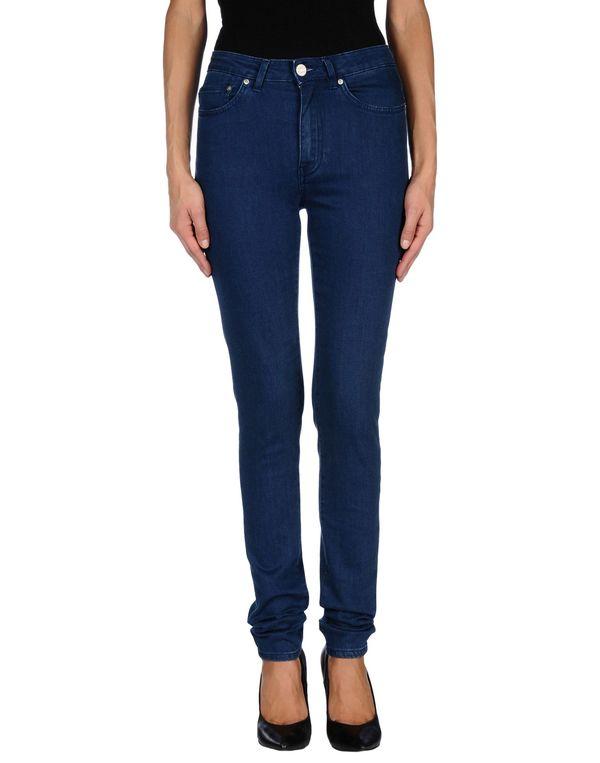 蓝色 ACNE STUDIOS 牛仔裤