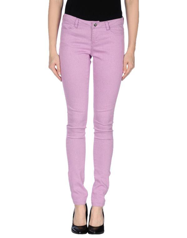 紫色 VERO MODA 牛仔裤