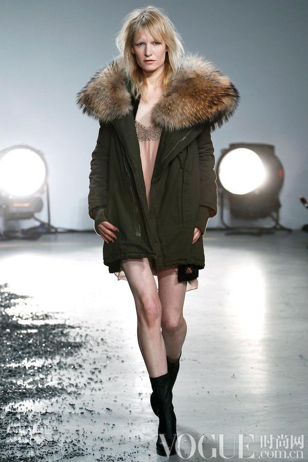 Zadig & Voltaire2014秋冬时装秀