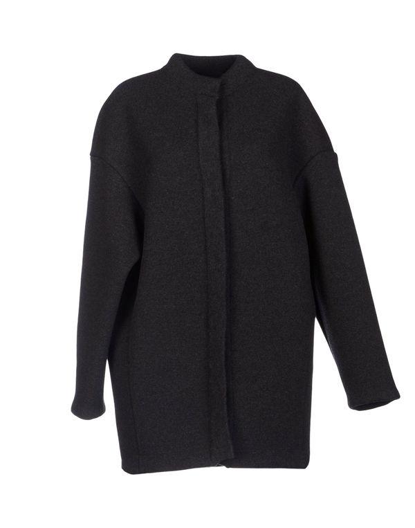 铅灰色 VIKTOR & ROLF 大衣