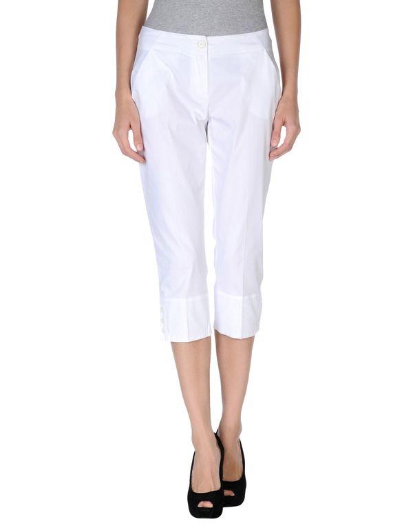 白色 PENNYBLACK 七分裤