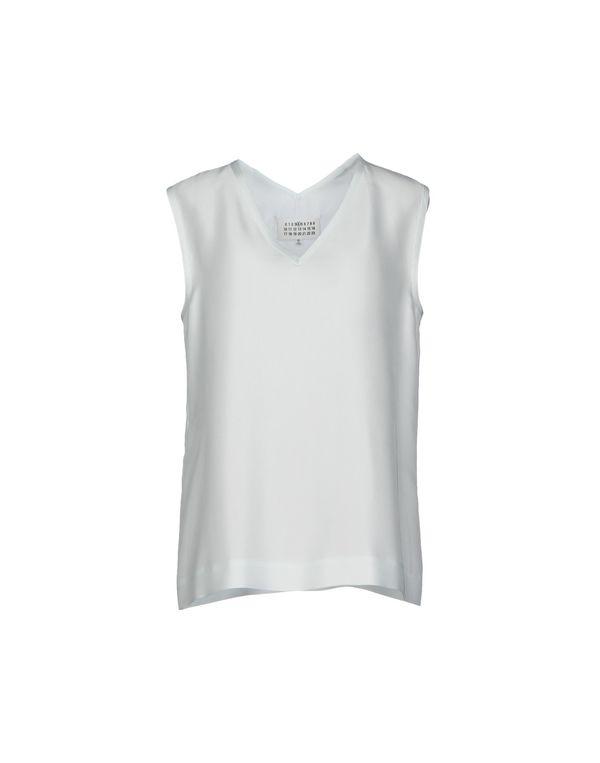浅绿色 MAISON MARTIN MARGIELA 4 T-shirt