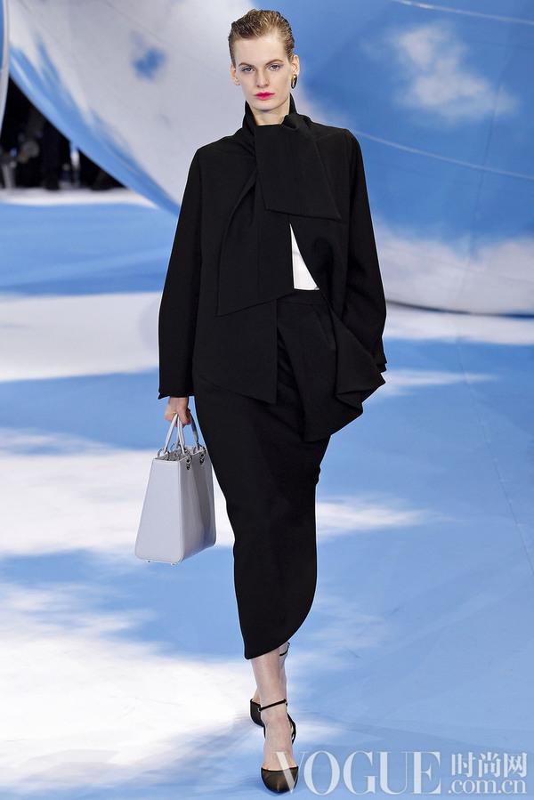 Christian Dior2013秋冬时装秀